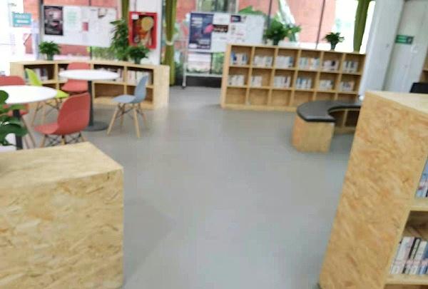 pvc地板的优点塑胶地板
