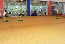 PVC地胶施工时什么地面可以不使用自流平