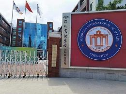 深圳实验学校胶地板案例