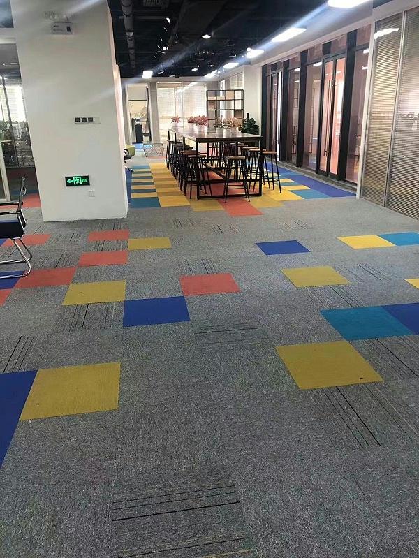 PVC阻燃地毯