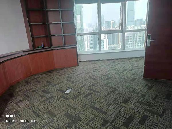 宏诺艺建设工程有限公司办公室地毯装修案例