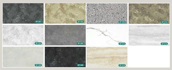石纹地板色卡