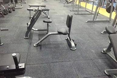 健身器械PVC减震地胶