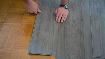 spc地板安装