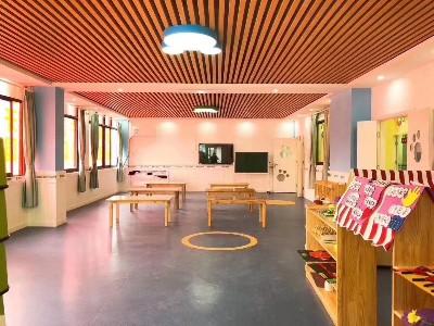 幼儿园用PVC地胶