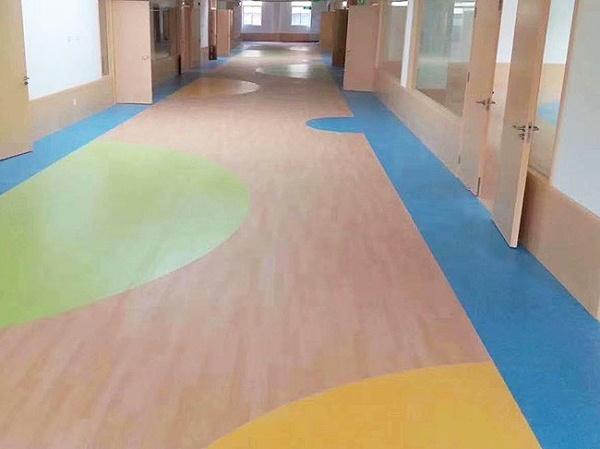和腾PVC胶地板
