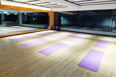 瑜伽用运动地板