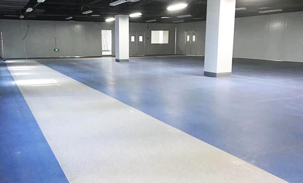PVC卷材地板适合什么场合?和腾小编告知您