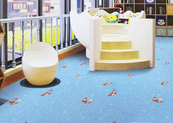 和腾小编为您介绍PVC塑胶地板受欢迎的8大原因?